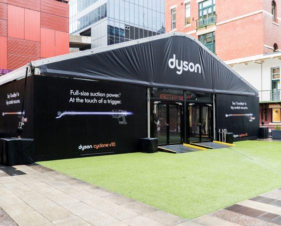 Dyson Demo – Melbourne