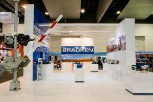 Bradken Exhibition Stand