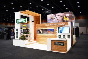MPC Exhibition Stand