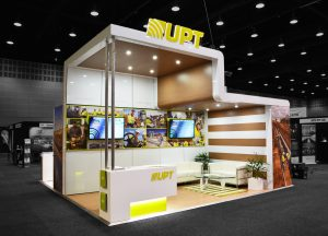 UPT Exhibition Stand