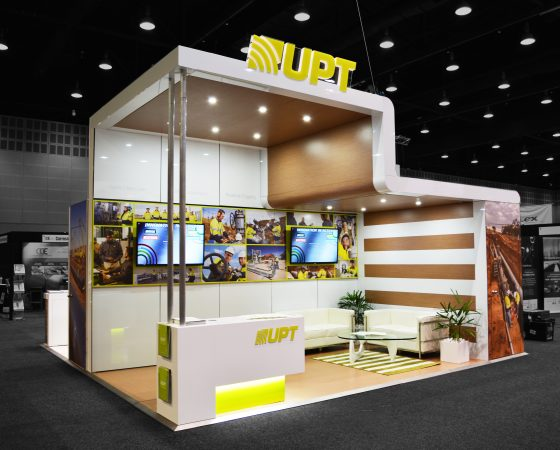 UPT Exhibition Stand
