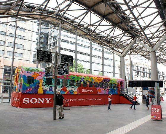 Sony Bravia Roadshow