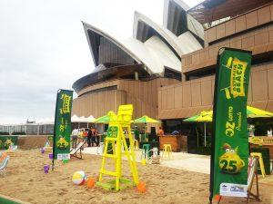 Oz lotto at Sydney opera House