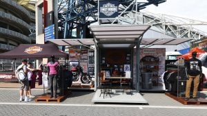 The Exhibitionco Kube for Harley Davidson