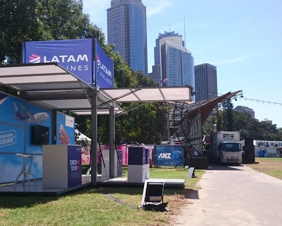 Exhibitionco Kube for LATAM