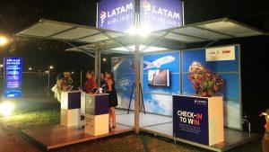 The Exhibitionco Kube for LATAM