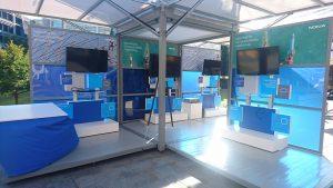 The Exhibitionco Kube for Nokia