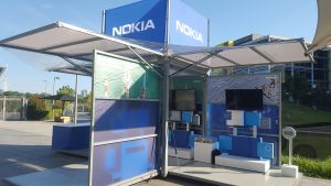 The Exhibitionco Kube for Nokia