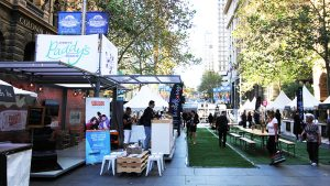 The Exhibitionco Kube for Sydney Markets