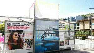 The Exhibitionco Kube for Gosford Council