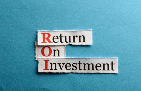 The importance of post trade show evaluation and how to calculate return on investment.
