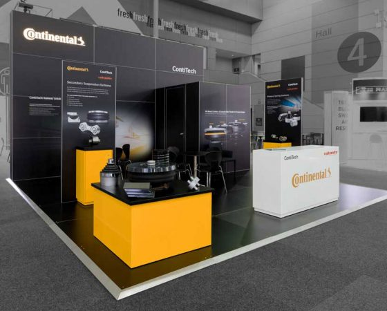 Continental  Exhibition Stand 1