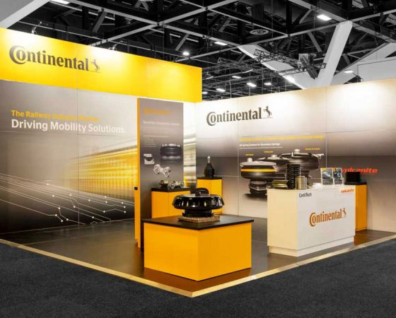 Continental Exhibition Stand 2