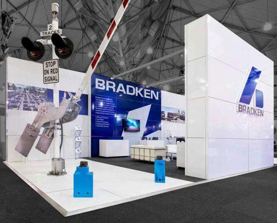 Bradken Exhibition Stand 1