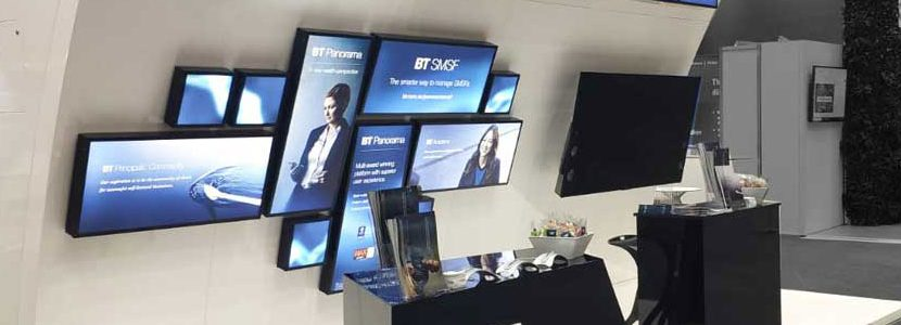 BT Exhibition Stand 1