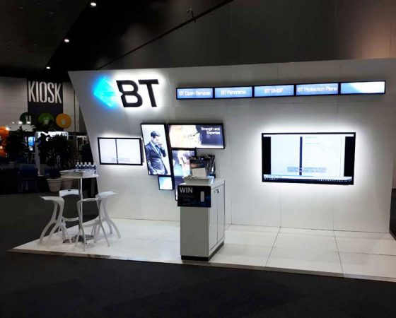 BT Exhibition Stand 2