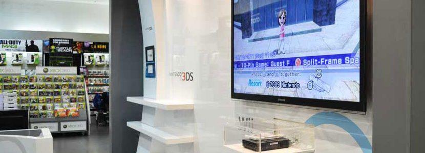 Nintendo Instore Showcase