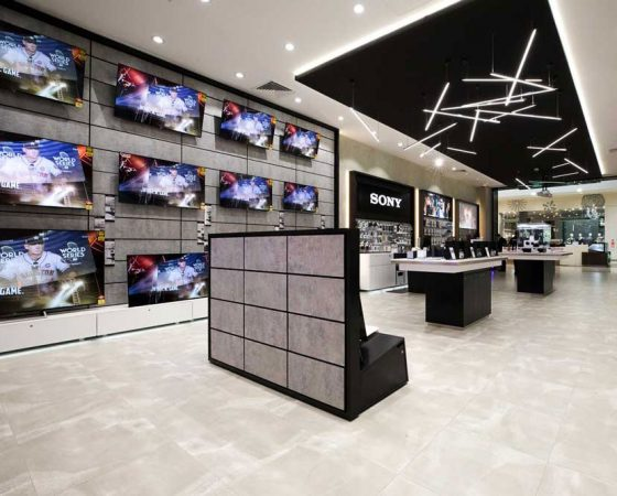 Sony Store – Christchurch
