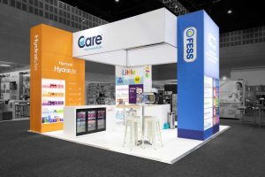 Small-Medium Exhibition Stands