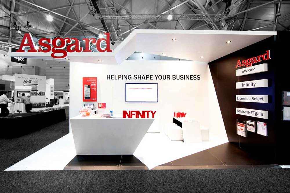 Small Medium Custom Exhibition Stands